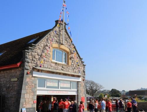Boathouse Opening and Exe Challenge