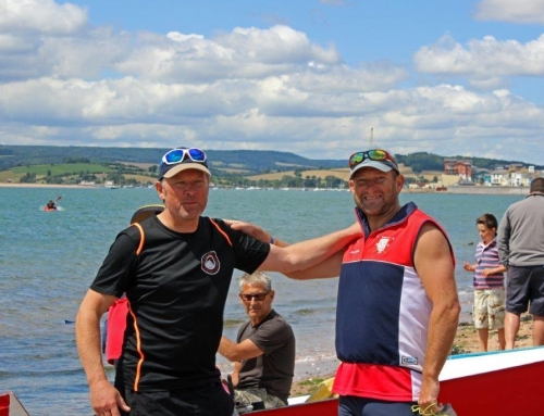 ERC and Exmouth Gig Club Row Fusion