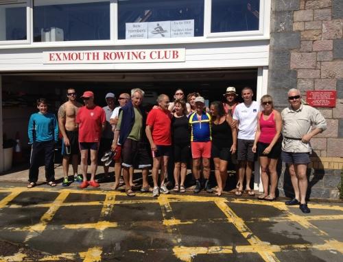 Club enjoys half marathon event