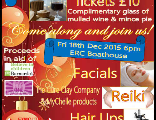 ERC Host Festive Ladies Night