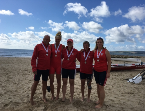 ERC SUCCESS AT BRITISH ROWING OFFSHORE CHAMPIONSHIPS